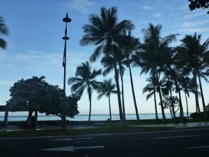 ハワイ景色